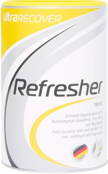 Ultra Sports Refresher, 500 g Dose