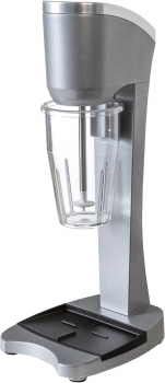 Nosch Mixer M98 Plus GT Frappe-Mixer light grey, Polycarbonatbecher