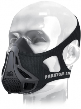 Phantom Athletics Training Mask Medium (70-100kg), schwarz/grau