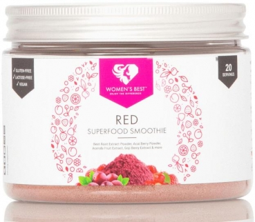 Womens Best Superfood Smoothie, 200 g Dose
