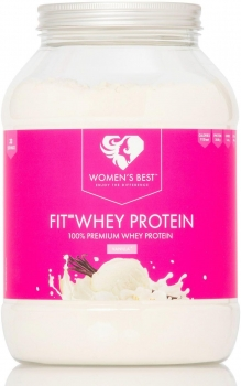 Womens Best Fit Whey Protein, 1000 g Dose