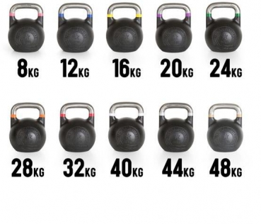 Original Russian Kettlebell Competition Steel (8kg)