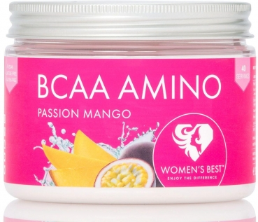 Womens Best BCAA Amino, 200 g Dose (Fruit Fusion)