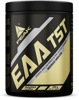 Peak Performance EAA TST, 500 g Dose (Green Apple)