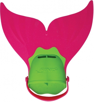 Finis Mermaid Fin Kinder-Monoflosse (Pacifica Pink)