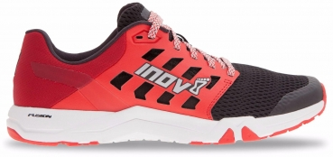 Inov-8 All Train 215, Herren, schwarz/rot/weiß (46,5)