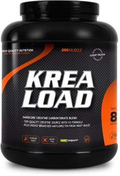 SRS Krea Load, 2000 g Dose, Orange