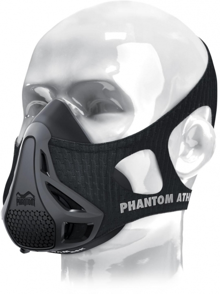 Phantom Athletics Sleeve Trainingsmaske, Grün, Gr. M *ANGEBOT*